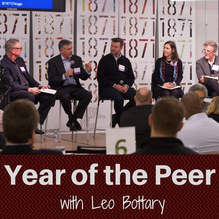 In 2017, Share How A Peer Has Helped You